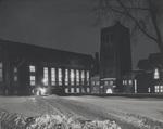 Myron Taylor Hall 1954